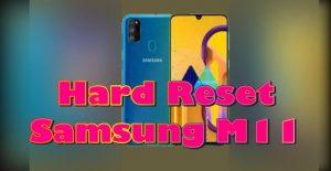Cara Reset Hp Samsung Galaxy M11
