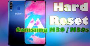 Cara Reset Hp Samsung M30