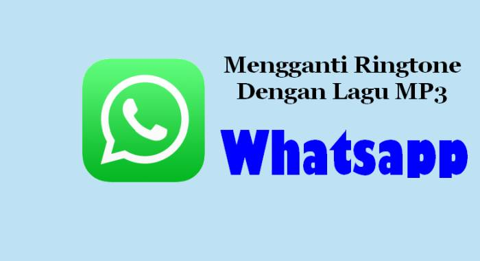 Cara Mengganti Nada Notifikasi Whatsapp Dengan Lagu Di Vivo